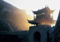 南方长城-凤凰景点