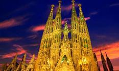 【漫游西班牙】西班牙一地9天-高迪圣家族教堂+瓦伦西亚+马德里
