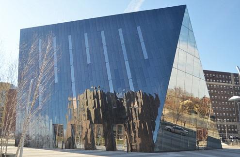 芝加哥景点:现代美术馆