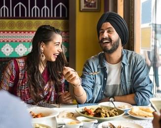 印度美食指南-南北方的美食文化有着很大的差异