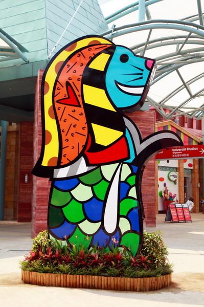 新加坡鱼尾狮的传说