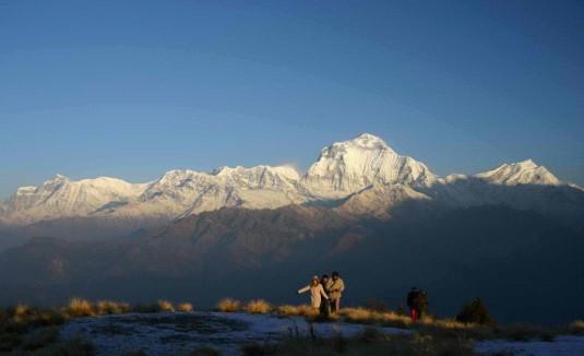 【尼泊尔】广州或香港起止-尼泊尔加德满都、博卡拉、纳加阔特六日之旅