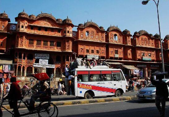 自由行走印度 探寻最高境界的印度文化