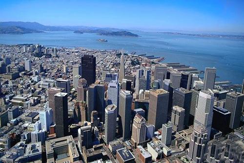 美国雾城旧金山 独具浪漫迷人色彩