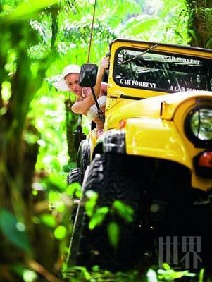 马来西亚自驾游 穿越砂劳越雨林