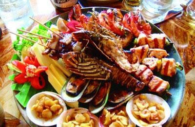 尝尝地道的菲律宾美食