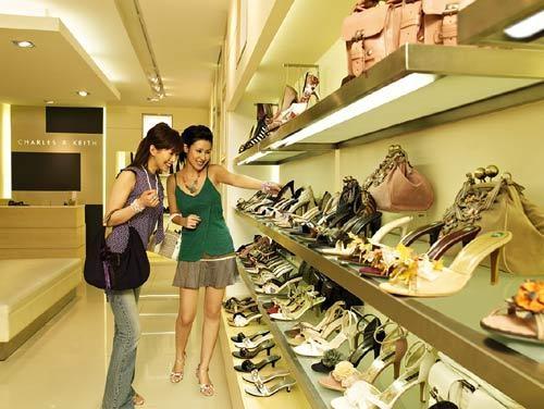 做聪明物质女 新加坡购物游记
