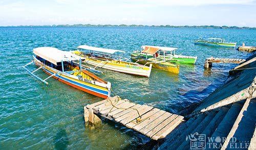 菲律宾冷门岛 爱上天堂惬意假期