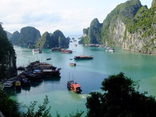 越南下龙湾推荐玩法及旅游小贴士