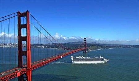 美国旧金山:沐浴阳光 享受生活
