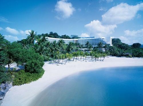 新加坡圣陶沙香格里拉酒店 享受法国情调的Spa护理