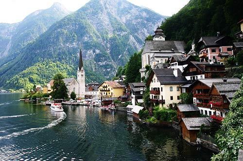 音乐王国奥地利:欧洲的心脏