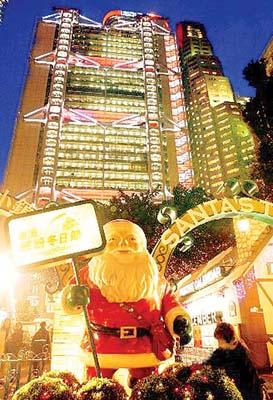香港旅游圣诞礼物买什么?