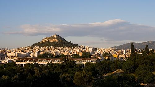 雅典六大不可不拍的最美瞬间