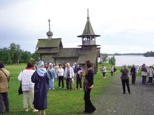 【伏尔加河游船】俄罗斯伏尔加河游船8日之旅
