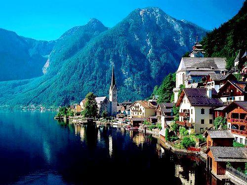 奥地利有哪些著名的小镇