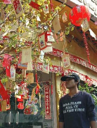 柬埔寨 新年里的两次狂欢