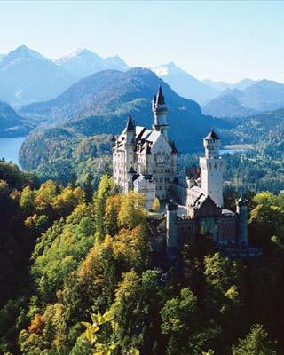 德国最美的地方在哪里?答案就是新天鹅堡