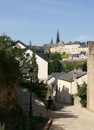 袖珍国卢森堡旅游攻略:欧洲的绿色心脏
