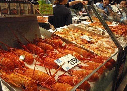 澳洲美味十月 澳大利亚龙虾捕捉季引爆