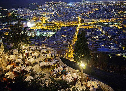 雅典,一座隐秘的遗世小城