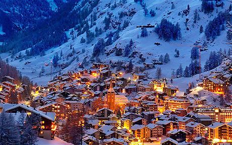 去瑞士滑雪的省钱小秘诀 入住青年旅舍旅游攻略