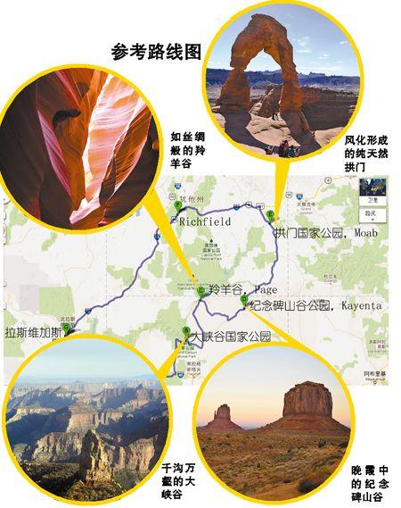 华丽冒险 两中国女孩美国自驾之旅