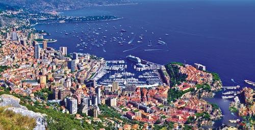 摩纳哥蒙特卡罗:历史最悠久的大赌场