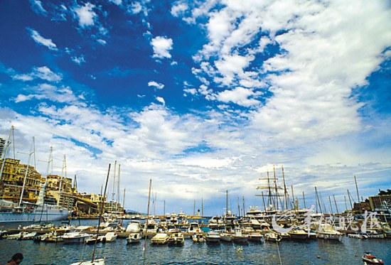 西欧之旅(第七站)-西欧七国之摩纳哥攻略(景点、美食、购物)