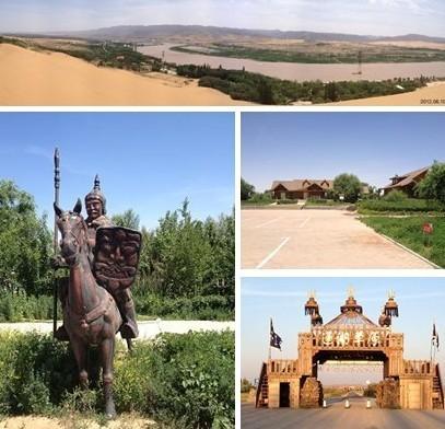 宁夏沙坡头PK迪拜 打造沙漠旅游第一品牌
