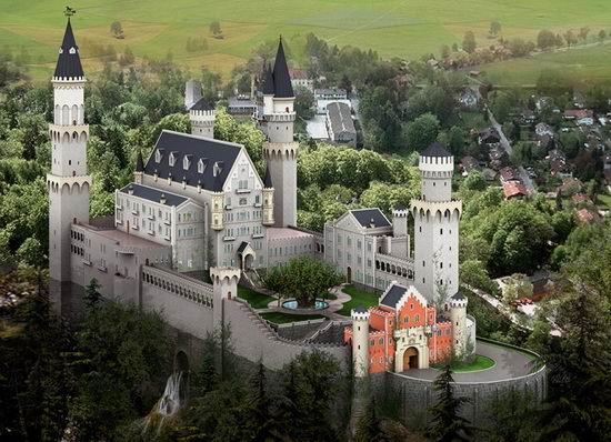 欧洲申根国家蜜月旅游之德国