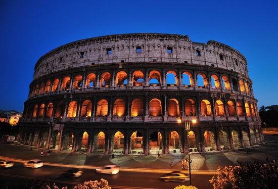 永恒之城罗马 欲罢不能的罗马中古风情