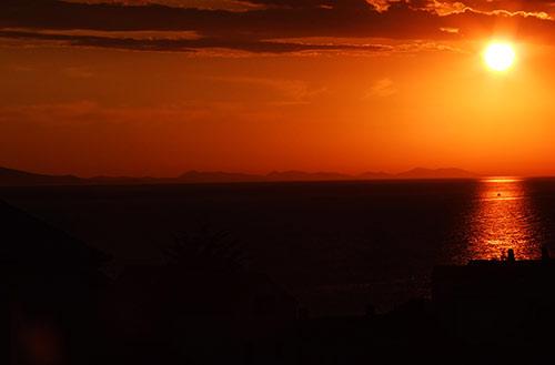南斯拉夫扎达尔 世界最美日落的故乡