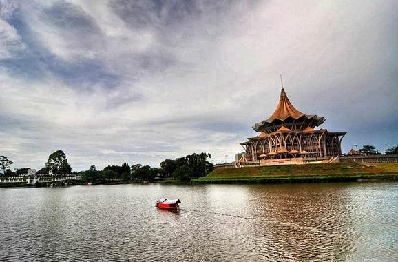砂拉越:马来西亚富庶安宁的天堂
