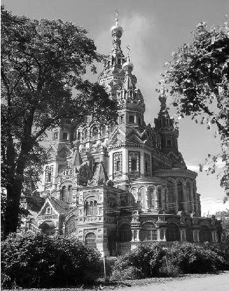 去圣彼得堡必做的五件事:世界最奇异的教堂
