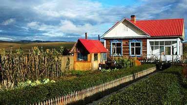 内蒙古室韦:我国唯一的俄罗斯民族乡