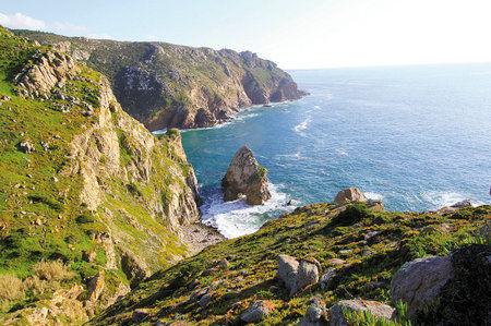 探大航海时代历史 罗卡角感受葡萄牙风情