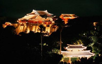 玩转冲绳 游览必去五大古城