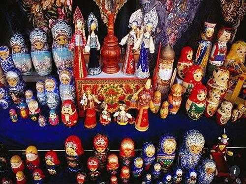 莫斯科购物乐虎国际官网:跳蚤市场