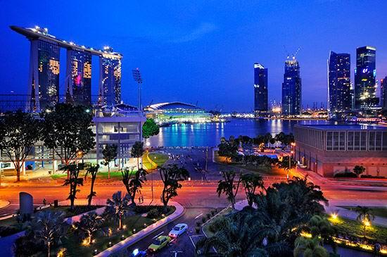 新加坡圣淘沙 宁静而欢乐的主题游小岛
