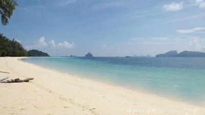 泰国的秘密花园董里:这里的海懂你的浪漫