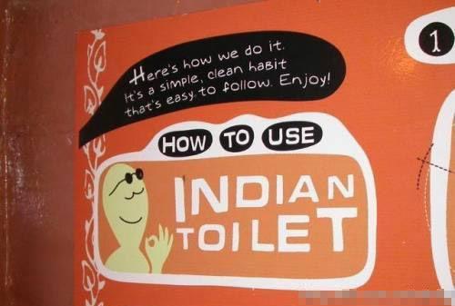 露天淋浴如厕伤不起 揭秘印度骇人听闻习俗