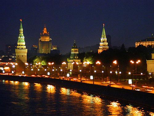 走遍世界名城 莫斯科24小时全攻略