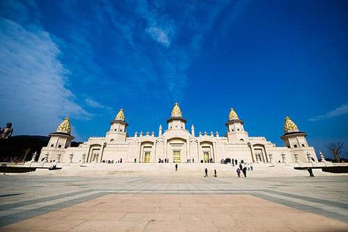 灵山梵宫 身价16亿的佛门圣地