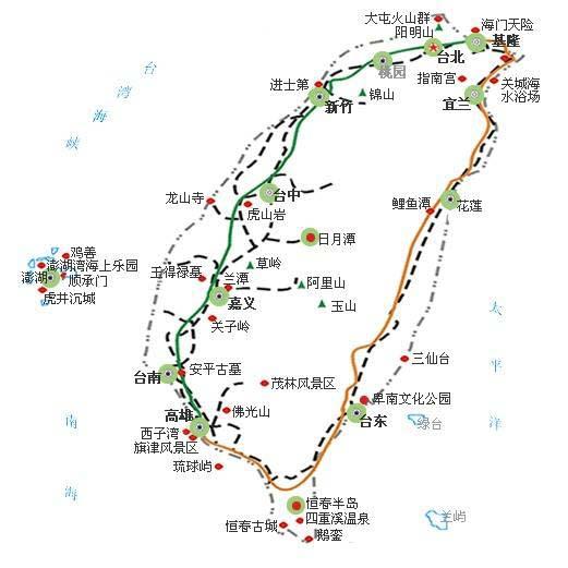 盘点选择到台湾旅游的20个理由图片
