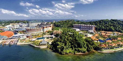 新加坡世界最大海洋馆 享受水生世界的乐趣