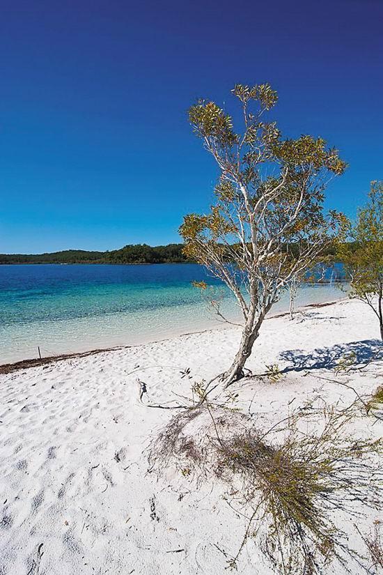 澳大利亚费沙岛 被遗落的仙境