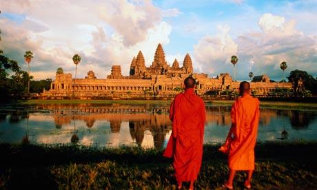 柬埔寨旅行新方式 让旅行不再拥挤
