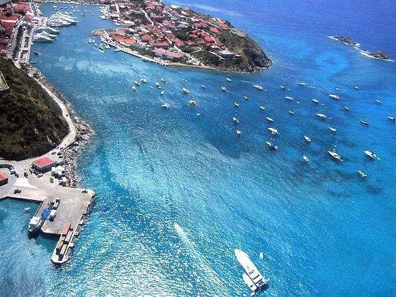 圣巴特岛 欧洲名流贵族的隐秘度假地