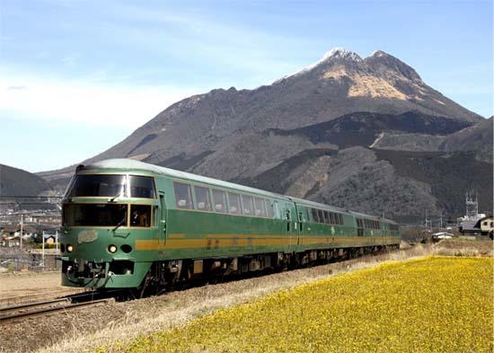 搭火车去旅行 邂逅日本九州的浪漫